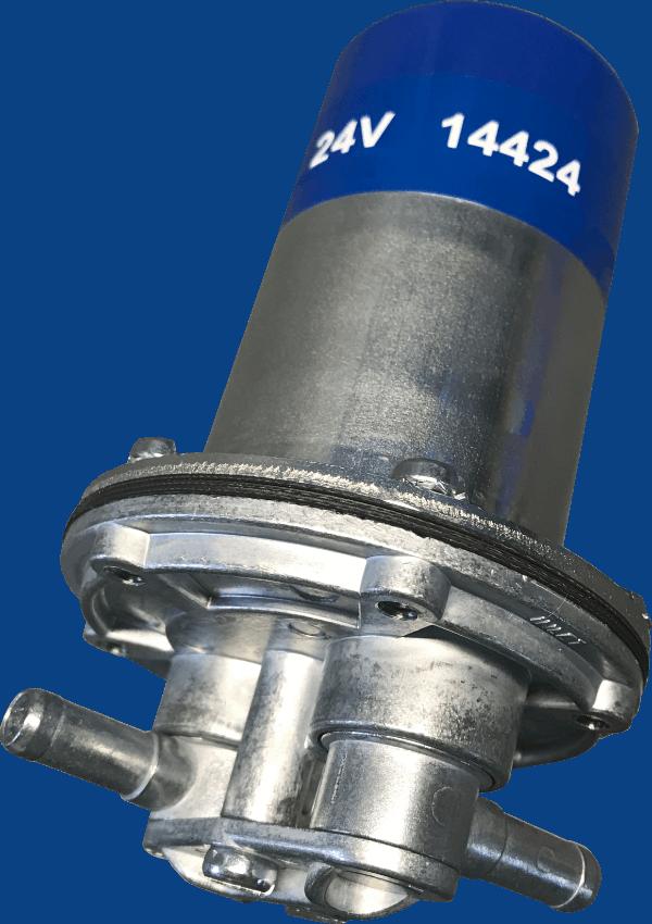 Hardi 14424/Bomba de combustible//Bomba de combustible para 24/V y hasta 100/PS