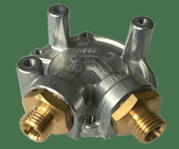 Hozelock 2826P1240 Pompe pour R/écup/érateur deau Jaune//Gris 50 x 40 x 30 cm